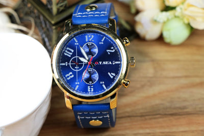 Men's Military Style Watch  - Men Watches | MegaMallExpress.com