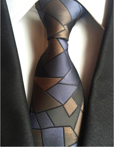Formal Wear Tie for Men Gray 170 - Men Ties & Accessories | MegaMallExpress.com