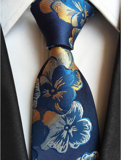 Formal Wear Tie for Men Blue 175 - Men Ties & Accessories | MegaMallExpress.com