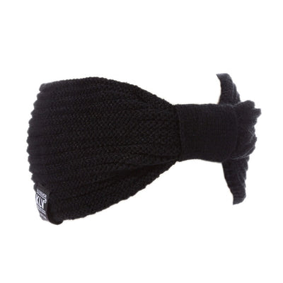 Women Wool Head Wrap Black - Hair Care & Styling | MegaMallExpress.com