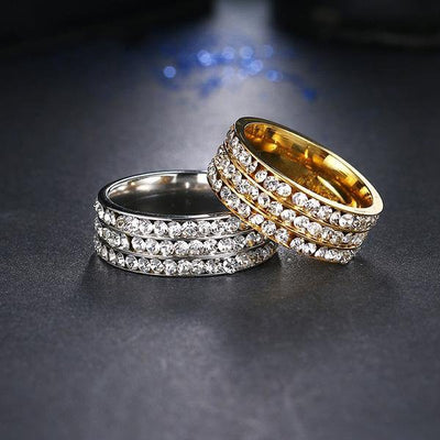 Trendy Fashion Ring  - Formal Rings | MegaMallExpress.com