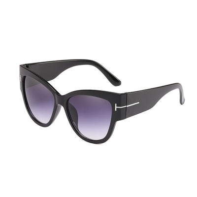 Women Vintage Cat Eye Sunglasses C01 - Women Sunglasses | MegaMallExpress.com