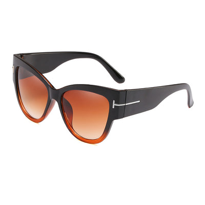 Women Vintage Cat Eye Sunglasses C02 - Women Sunglasses | MegaMallExpress.com