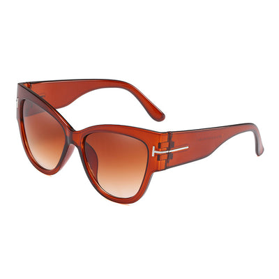 Women Vintage Cat Eye Sunglasses C03 - Women Sunglasses | MegaMallExpress.com