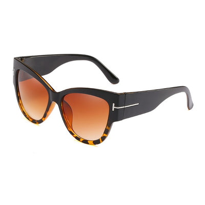 Women Vintage Cat Eye Sunglasses C04 - Women Sunglasses | MegaMallExpress.com