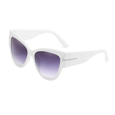 Women Vintage Cat Eye Sunglasses C06 - Women Sunglasses | MegaMallExpress.com