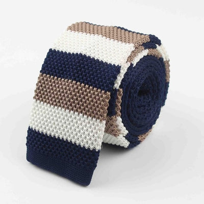Knitted Ties for Men Multi 23 - Men Ties & Accessories | MegaMallExpress.com