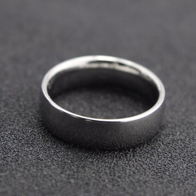 Comfort Stainless Steel Ring  - Formal Rings | MegaMallExpress.com