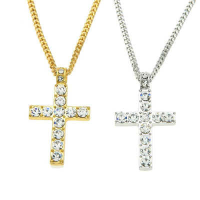 Large Cross Pendant  - Necklaces & Pendants | MegaMallExpress.com