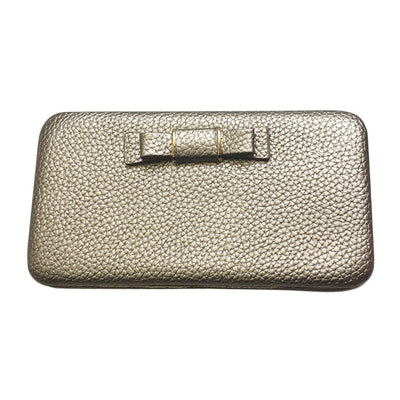 Women's Coin and Cards Purse Golden / Small - Women Wallets | MegaMallExpress.com