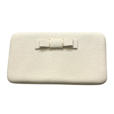 Women's Coin and Cards Purse Beige / Small - Women Wallets | MegaMallExpress.com