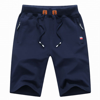 Men's Casual Shorts Blue / XXXL - Men Bottoms | MegaMallExpress.com