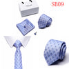 Matching Tie and Pocket Square Set  - Men Ties & Accessories | MegaMallExpress.com