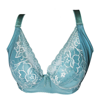 Lace Push Up Bra  - Women Intimates | MegaMallExpress.com