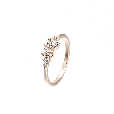 Opal Ring 8 / R13 Rose Gold - Formal Rings | MegaMallExpress.com