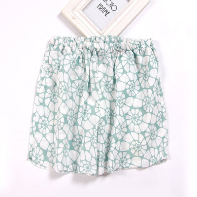 Women Cotton Shorts Pajama N01 / M - Women Intimates | MegaMallExpress.com