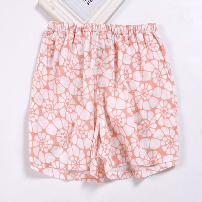 Women Cotton Shorts Pajama N02 / M - Women Intimates | MegaMallExpress.com