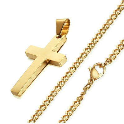 Unisex Cross Pendant  - Necklaces & Pendants | MegaMallExpress.com