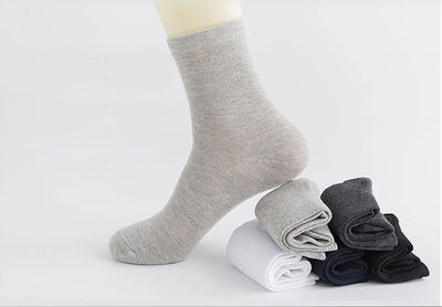 5 Pairs/Lot Men Dress Socks  - Men Socks | MegaMallExpress.com