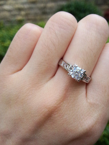 Solitaire Rings  - Wedding & Engagement | MegaMallExpress.com