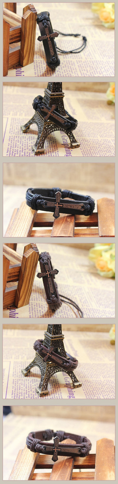 Cross Bangle  - Bracelets & Bangles | MegaMallExpress.com