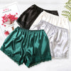 Women Satin Shorts Pajama  - Women Intimates | MegaMallExpress.com
