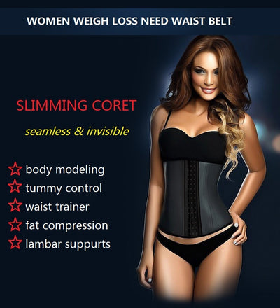 Women Corset Waist Cincher Belt  - Women Shapewear | MegaMallExpress.com