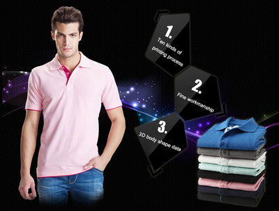 Polo T-Shirts  - Men Tops & Tees | MegaMallExpress.com