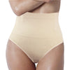 High Waist Tummy Control Body Shaper Beige / XXXL - Women Shapewear | MegaMallExpress.com