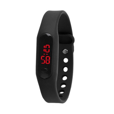 Unisex Digital Display Sports Watch 2 - Women Watches | MegaMallExpress.com