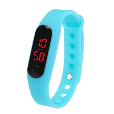 Unisex Digital Display Sports Watch 3 - Women Watches | MegaMallExpress.com