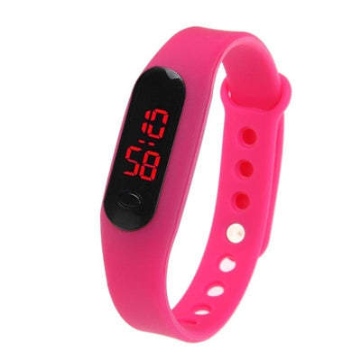 Unisex Digital Display Sports Watch 5 - Women Watches | MegaMallExpress.com