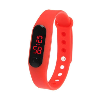 Unisex Digital Display Sports Watch 6 - Women Watches | MegaMallExpress.com