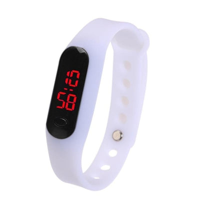 Unisex Digital Display Sports Watch 1 - Women Watches | MegaMallExpress.com