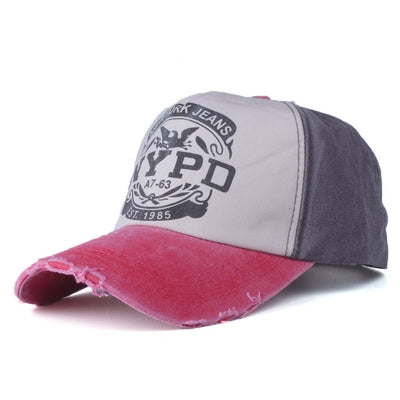 MLB Hats, NYPD Hats, Motor Racing Hats and More Red and coffer / APROX 56CM To 60CM - Men Hats & Caps | MegaMallExpress.com