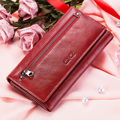 Women's Bifold RFID Wallets On Sale  - Women Wallets | MegaMallExpress.com