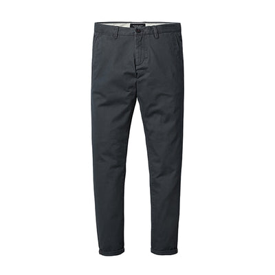 Slim Fit Chinos deep gray 5th / 30 - Men Bottoms | MegaMallExpress.com