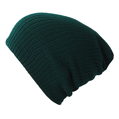Solid Colors Bonnet Green - Women Socks & More | MegaMallExpress.com