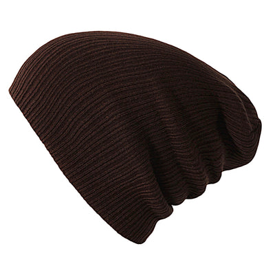 Solid Colors Bonnet Coffee - Women Socks & More | MegaMallExpress.com