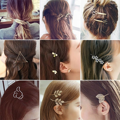Women Hair Clip Ornaments  - Hair Care & Styling | MegaMallExpress.com