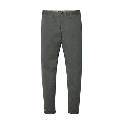 Slim Fit Chinos  - Men Bottoms | MegaMallExpress.com