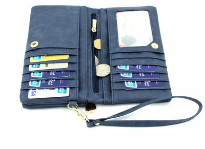 Large Capacity Women Wallets  - Women Wallets | MegaMallExpress.com