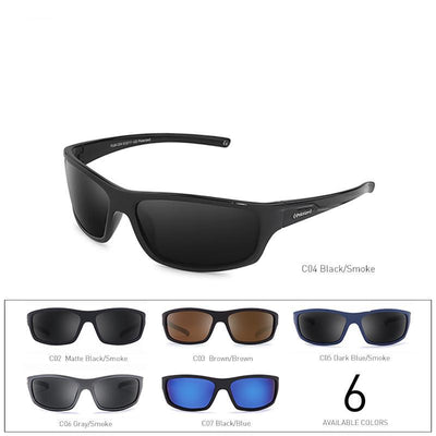 Sports Men's Polarized Sunglasses  - Men Sunglasses | MegaMallExpress.com
