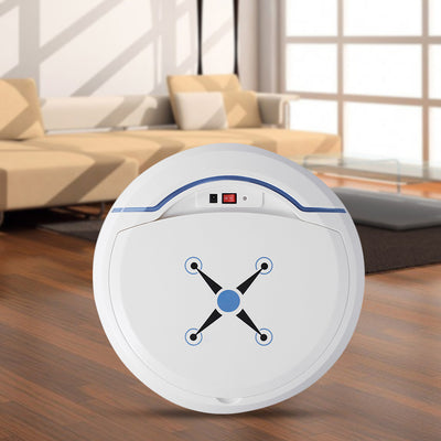 2019 Automatic Wireless Robot Cyclone Vacuum Cleaner  - Trending Products | MegaMallExpress.com