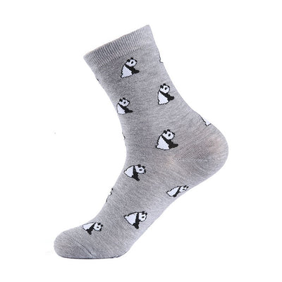 Women's Animal Print Socks Gray / 5 - 7 US - Women Socks & More | MegaMallExpress.com