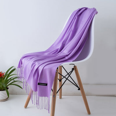 Spring Scarves For Women Violet 12 - Women Socks & More | MegaMallExpress.com