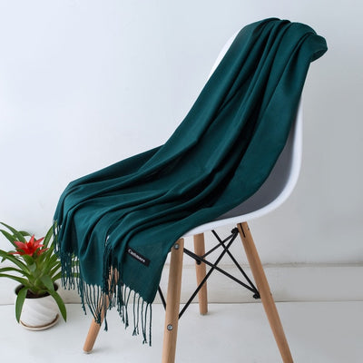 Spring Scarves For Women Green 13 - Women Socks & More | MegaMallExpress.com