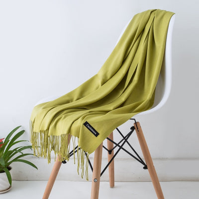 Spring Scarves For Women Green 18 - Women Socks & More | MegaMallExpress.com