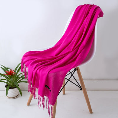 Spring Scarves For Women Pink22 - Women Socks & More | MegaMallExpress.com