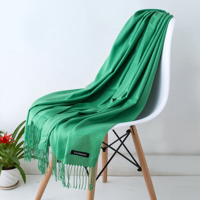 Spring Scarves For Women Green 31 - Women Socks & More | MegaMallExpress.com